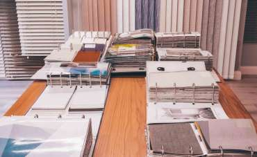 Vast Variety of Fabrics & Styles